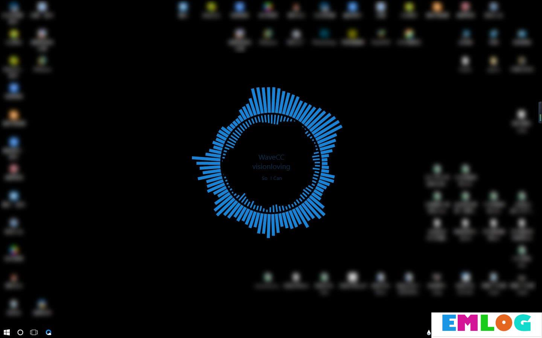Win10系统怎么让桌面图标消失?如何隐藏桌面图标?