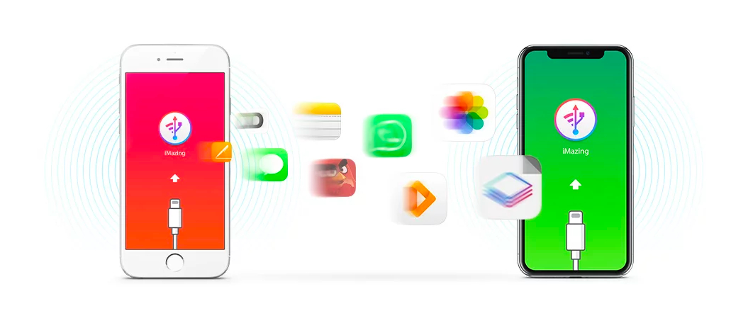 iOS设备管理器 DigiDNA iMazing v2.10.2 中文破解版